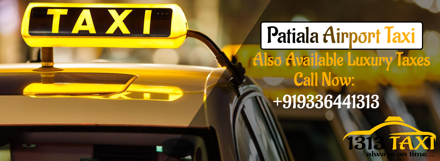 Patiala Airport Taxi